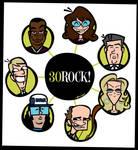 30 Rock's All-Stars
