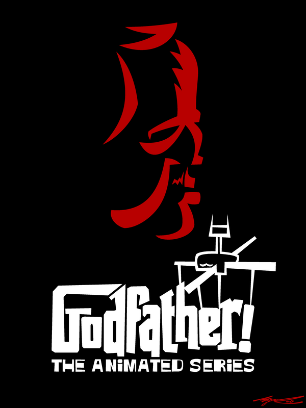 godfather the animated series by coolhandmike on