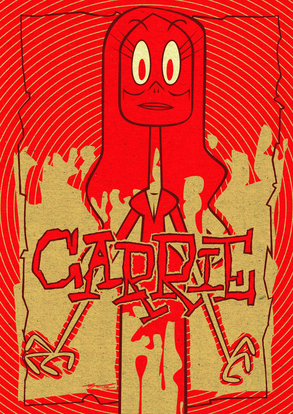 Carrie's Prom Night by Cool-Hand-Mike