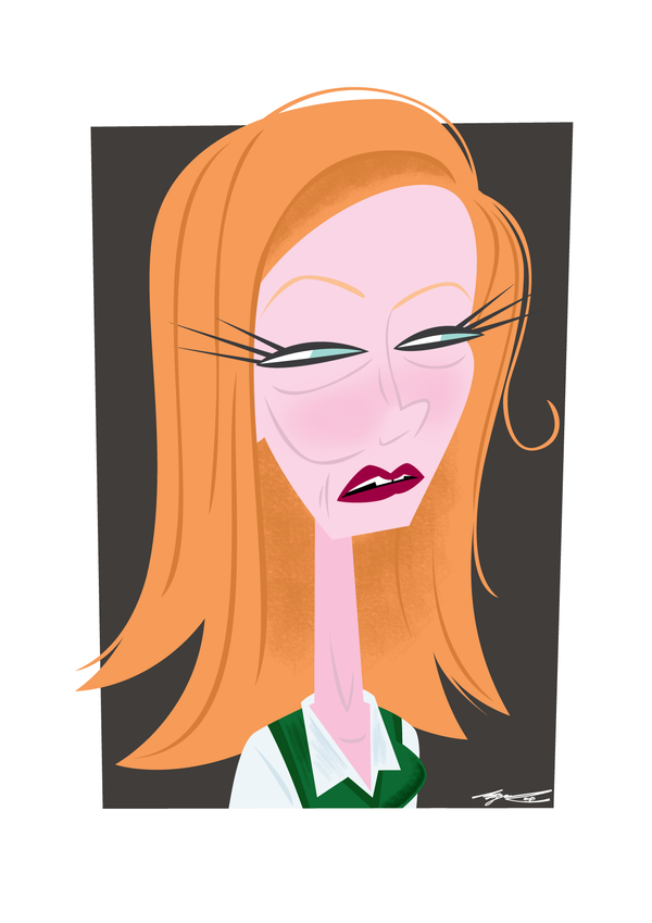 Judy Greer is Everywhere by Cool-Hand-Mike
