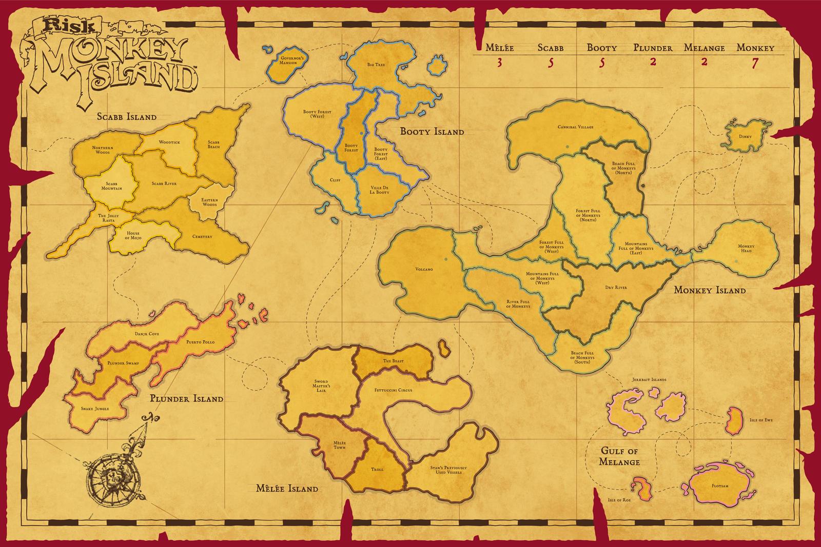 Monkey Island Rom Pc