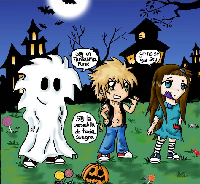 hallowen by Yosuru