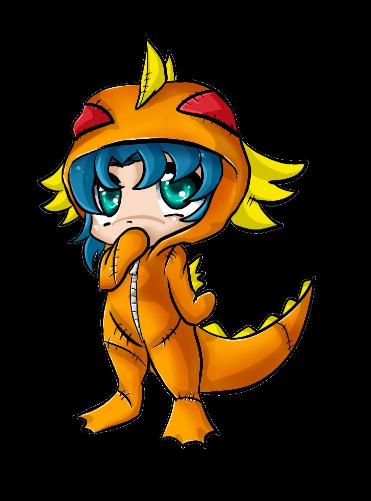 Kanon dragon marino by Yosuru