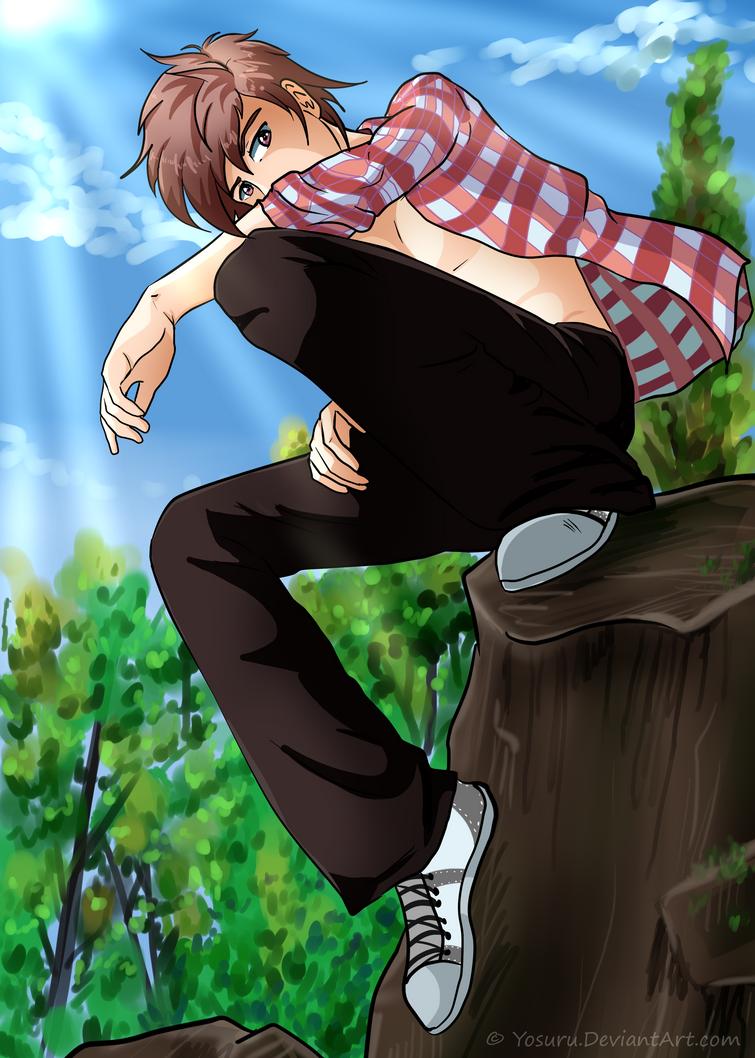 AT: Daiki by Yosuru