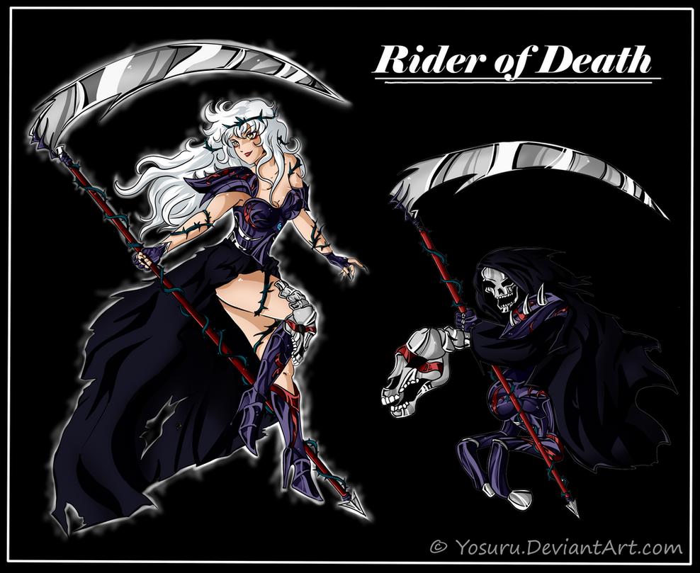 OC::Rider for death by Yosuru