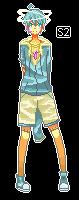 FullBodied Pixeled Ono Takemi by sakuraxls2