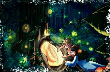 Peter Pan Fairy Dance by sakuraxls2