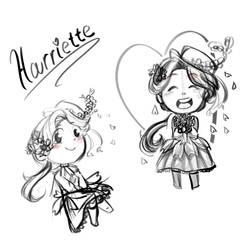 [Comm.] - Harriette by sakuraxls2