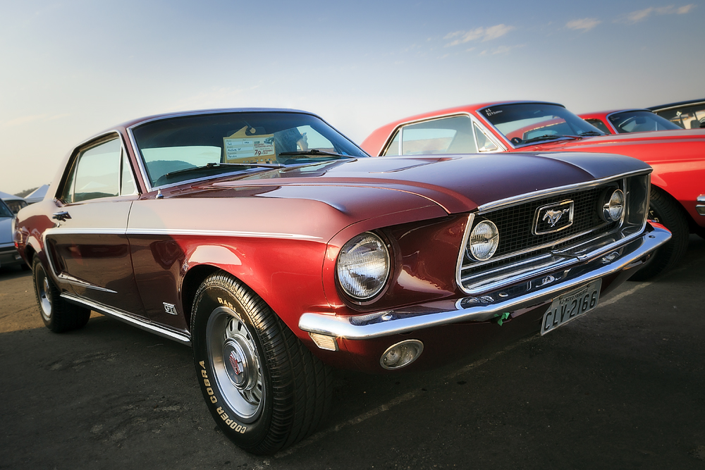 Old Mustang by douglast on DeviantArt