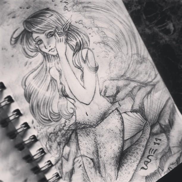 Mermaid by Vane553