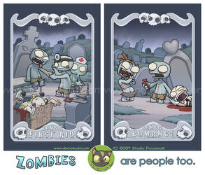 Zombies Are People Too...