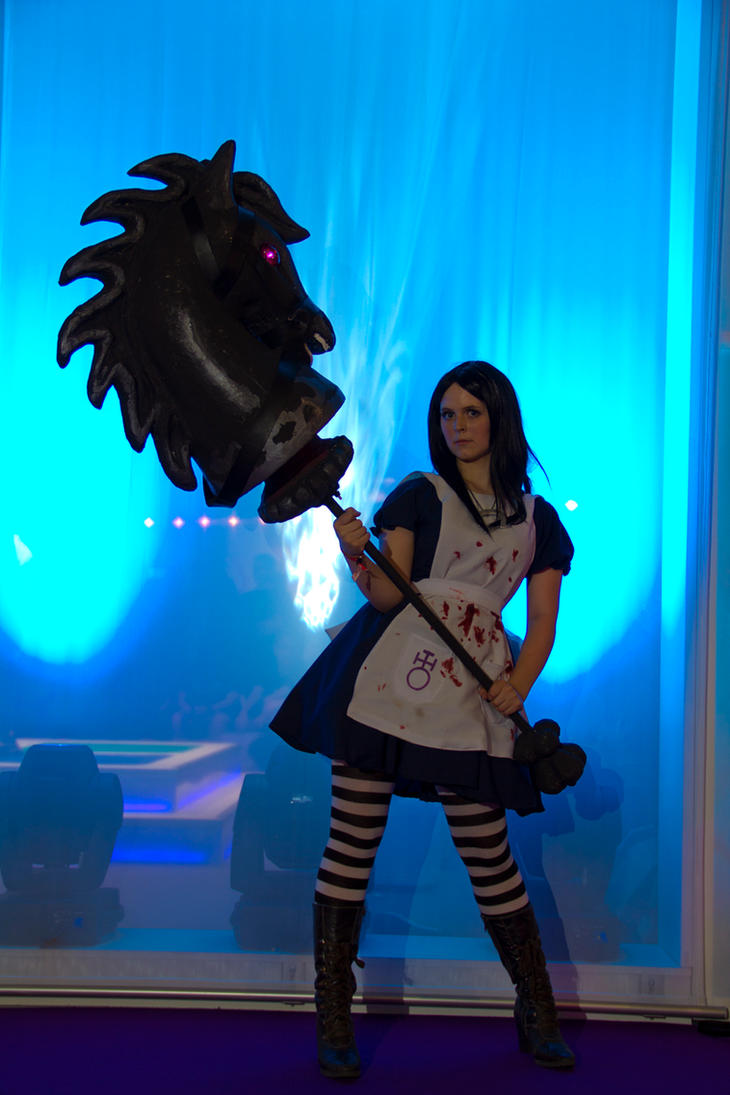 Alice Madness Returns I by leashed-freak