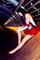 Super Sailor Mars by leashed-freak