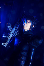 Starfighter - Cain by leashed-freak