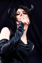 Black Butler ~ Sebastian Michaelis [Demon Version]