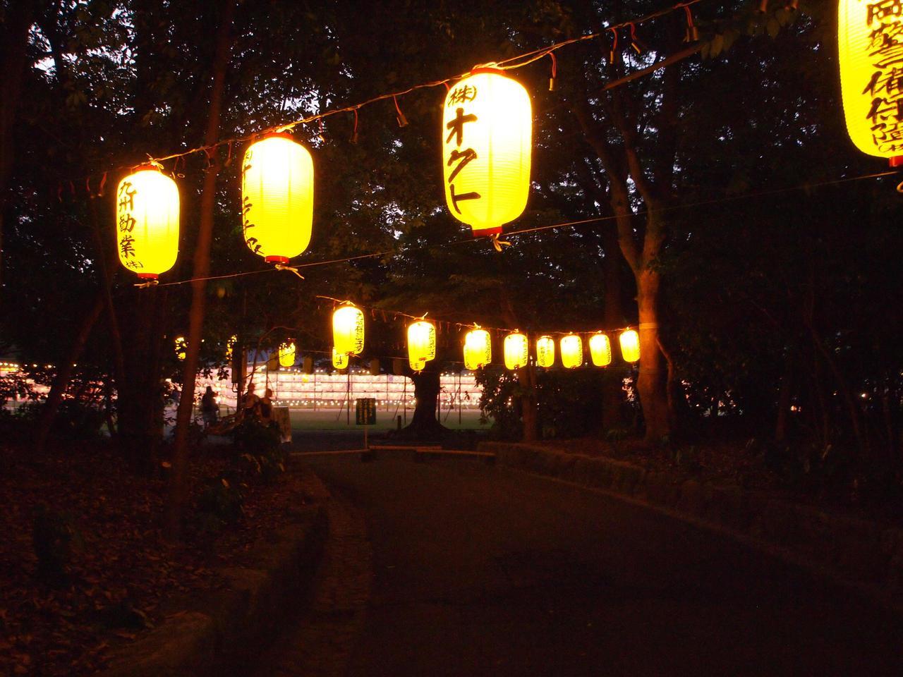 a Mitama-festival (3) by yukino-k