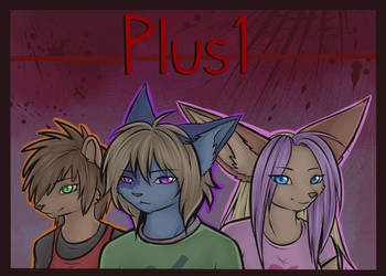 Plus1: Graphic Novel by Neotheta