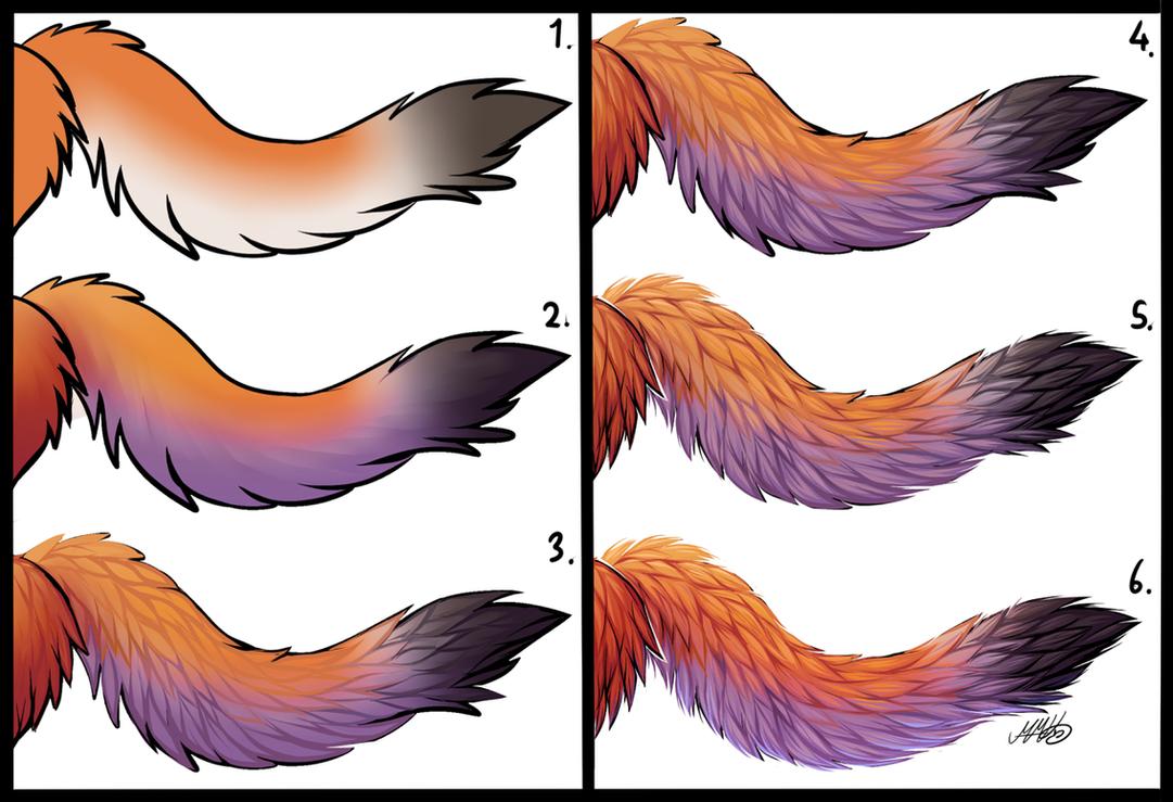 Neko's fur tutorial by Neko-Maya
