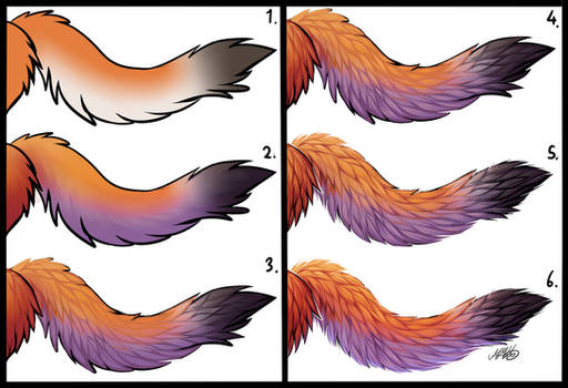 Neko's fur tutorial