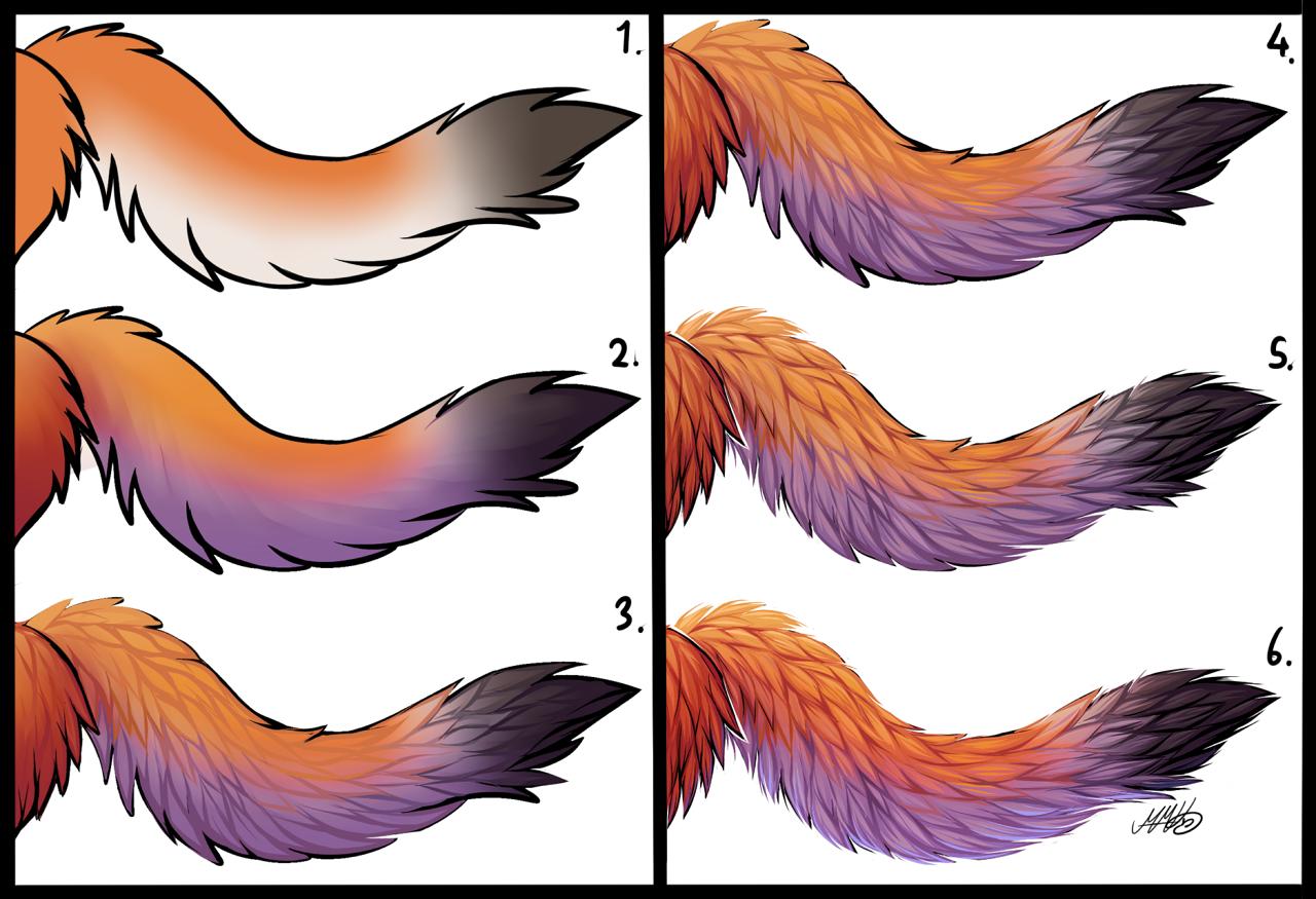 Neko's Fur Tutorial By Neotheta Neko's Fur Tutorial By Neotheta