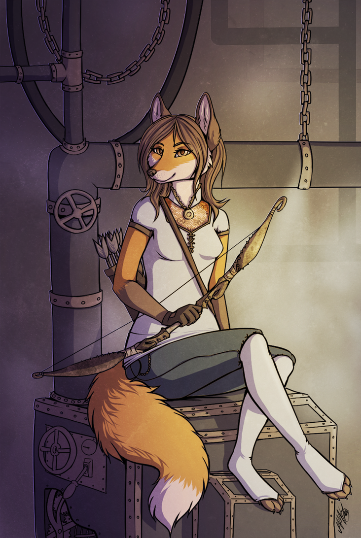 Steampunked by Neko-Maya