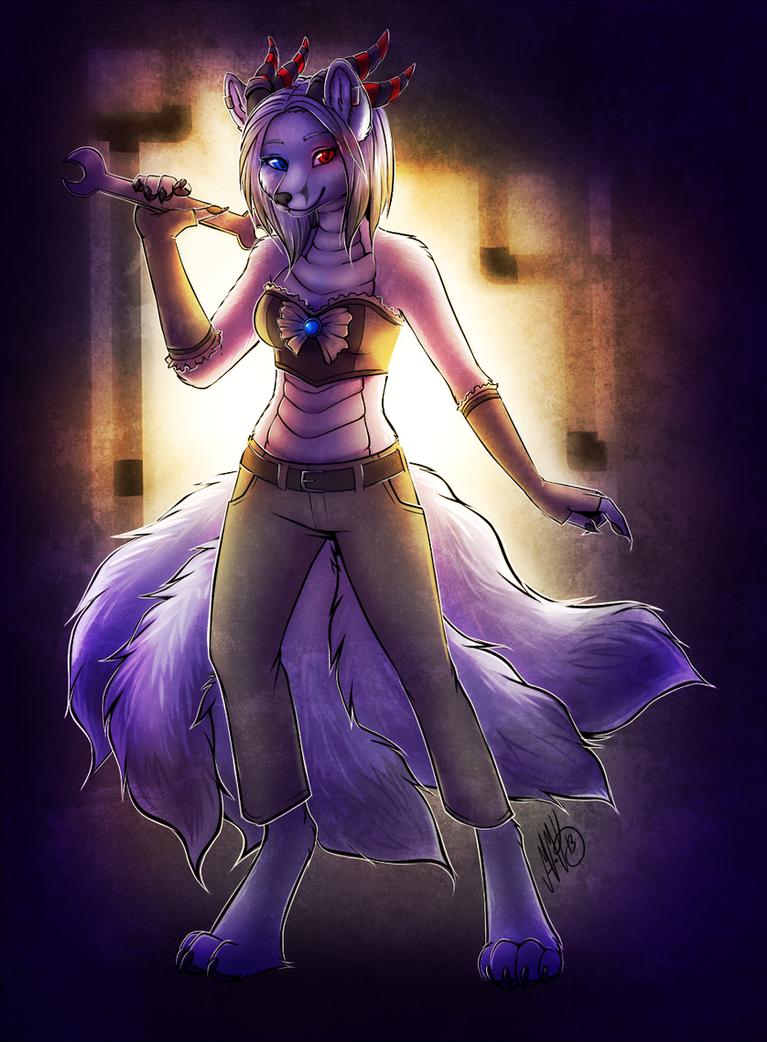 Engineer Girl by Neko-Maya