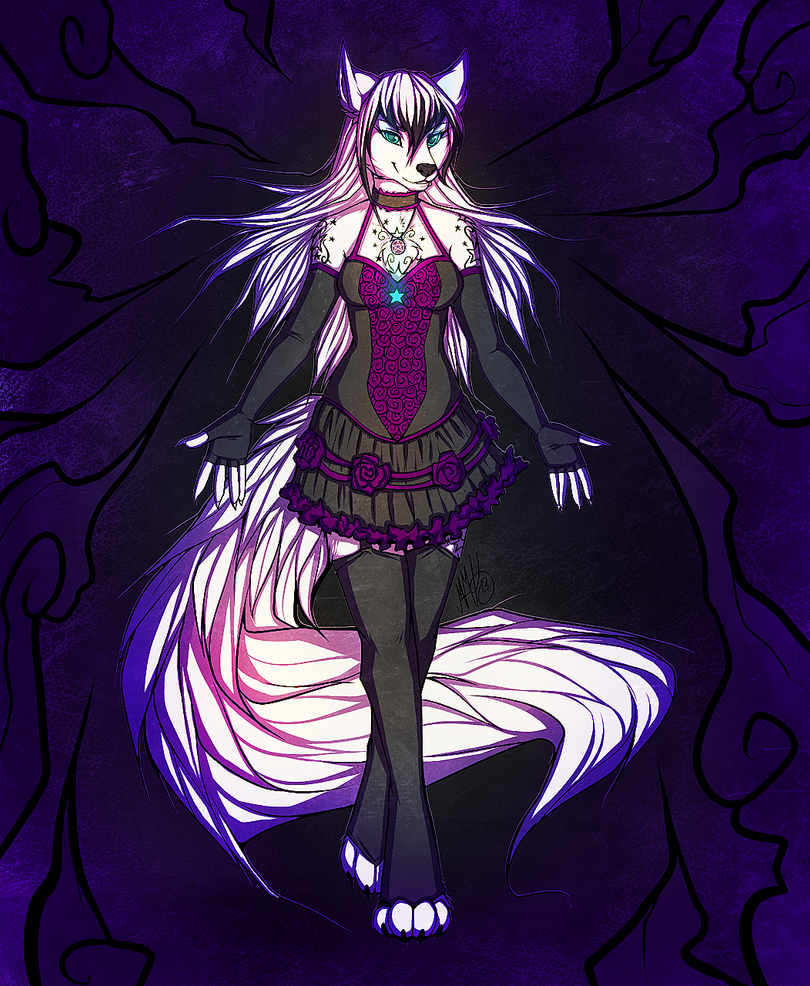 Embrace the Darkness by Neko-Maya