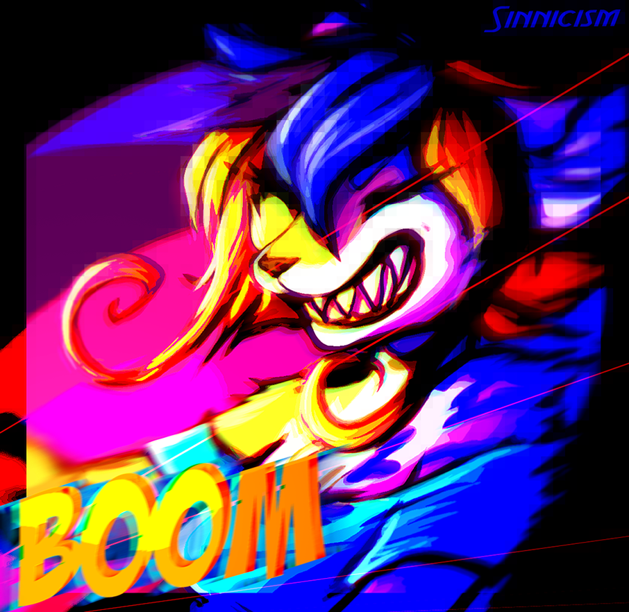 Sinnicism - BOOOOMalicious!!! by Neko-Maya