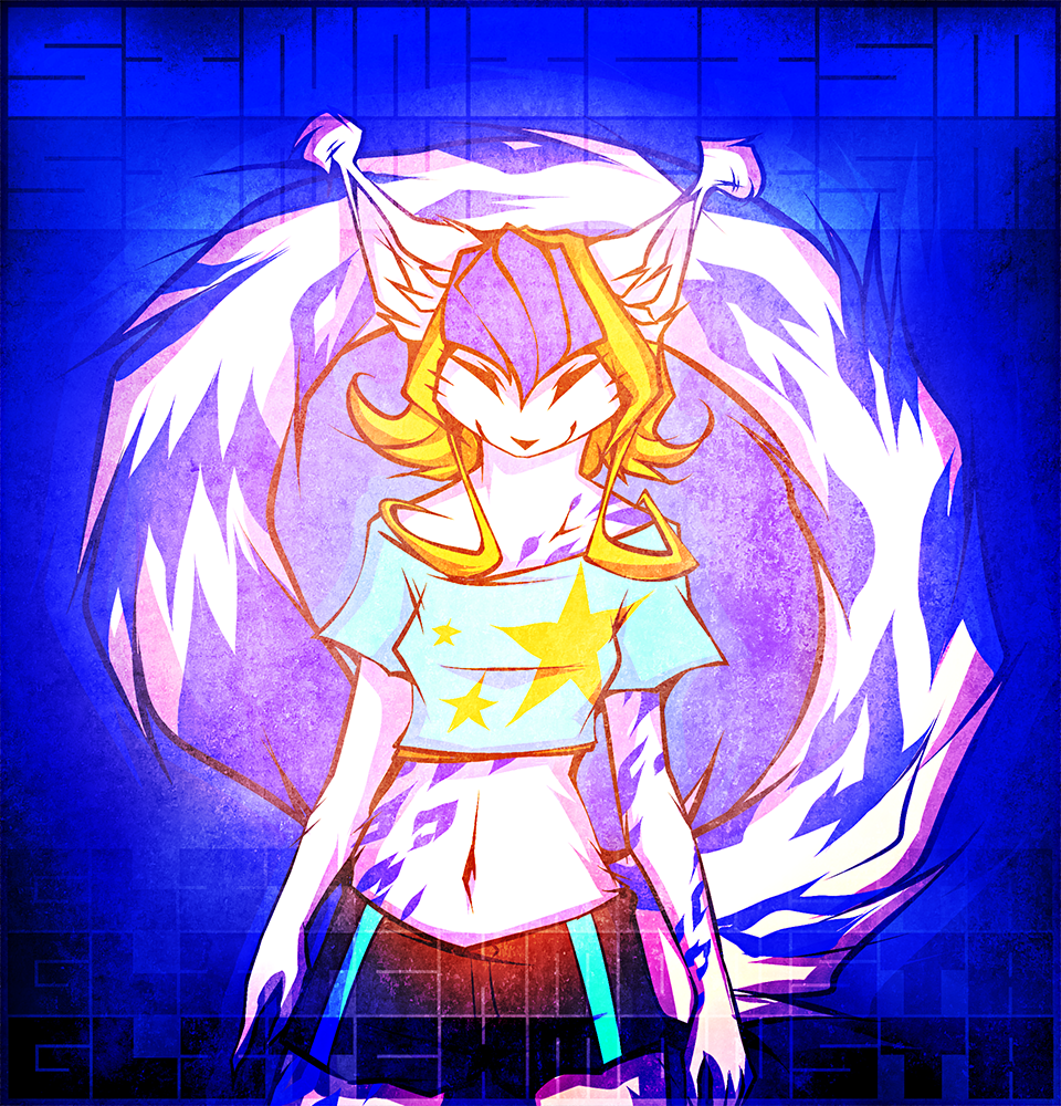 Moar Glitch! by Neko-Maya