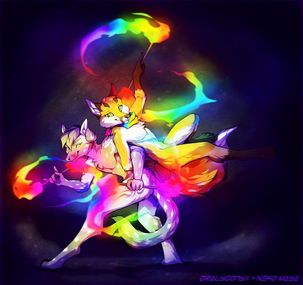 Double Rainbow [COLLAB]