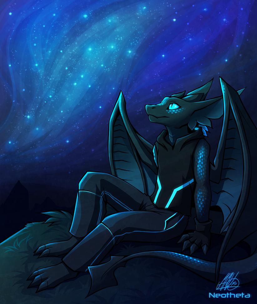 Mystic Sky by Neotheta
