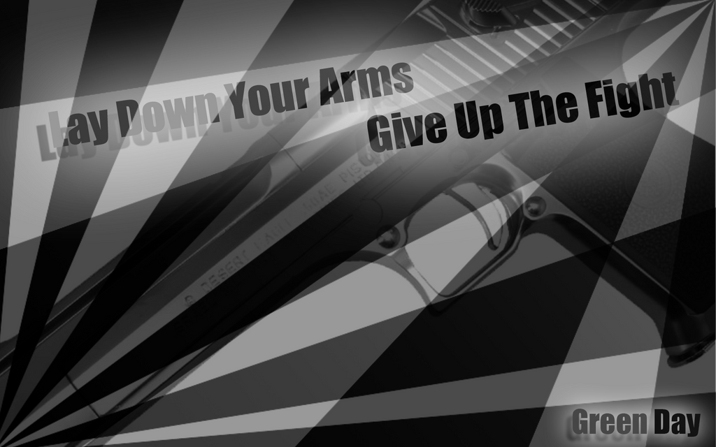 21 Guns Wallpaper - Green Day by Welcome2whereeverweR on ...