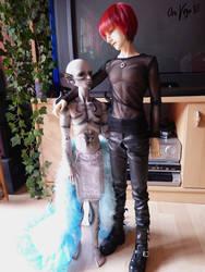 New friends by Oni-Vega