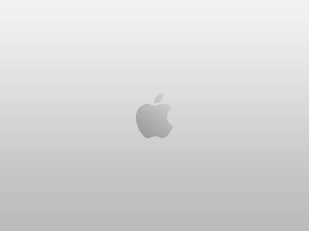 apple logo silver wallpapersuperquanganh on deviantart