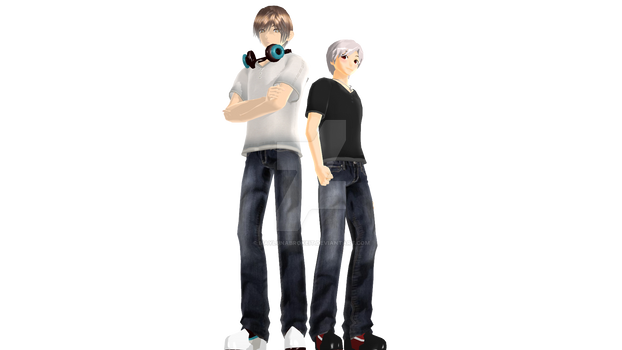 MMD Profiles: Shinor and Acteaon
