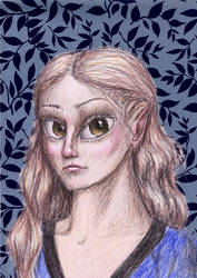 Self Portrait: Speciesbend