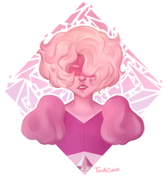 Pink Diamond by Tanuuh