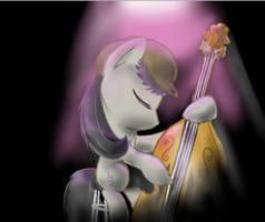 Ponyville Jazzclub by VonPony