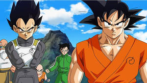 Dragon Ball Z:  Revival of F by neo-sunglasses