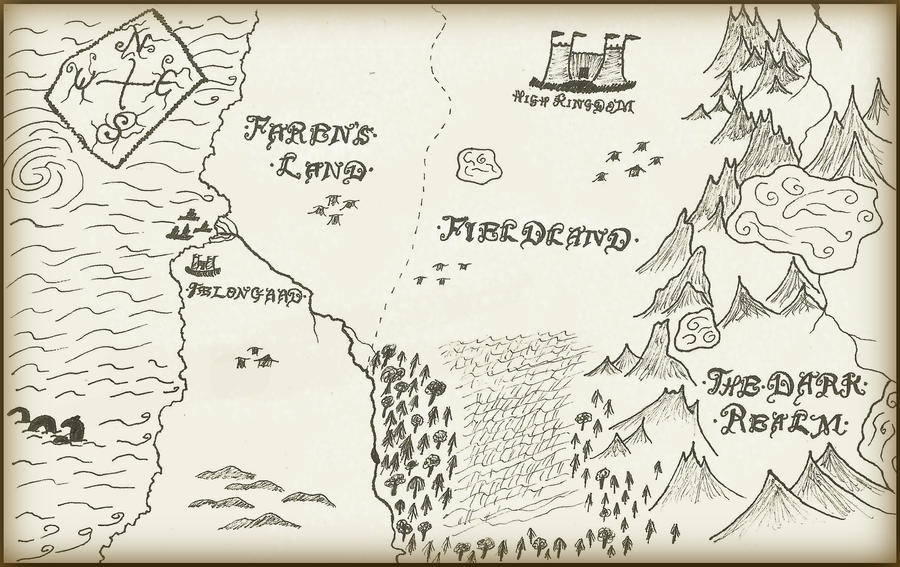 The Three Kingdoms by XanthusKidd