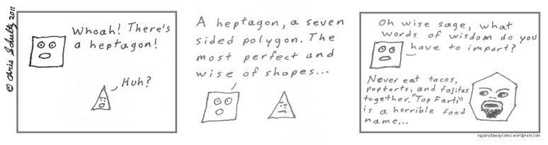 Squared Away Heptagon by XanthusKidd