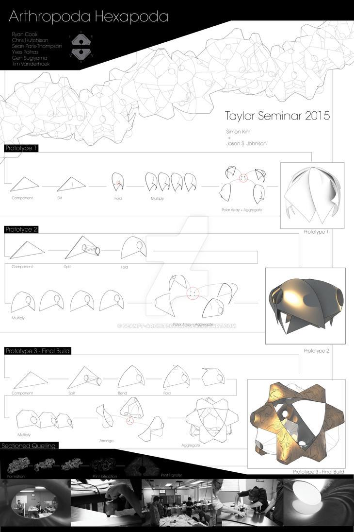 Taylor Seminar - Design Build Charrette - 2015 by Seanpt-Architecture