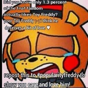Poor Toy Freddy by Haley0724