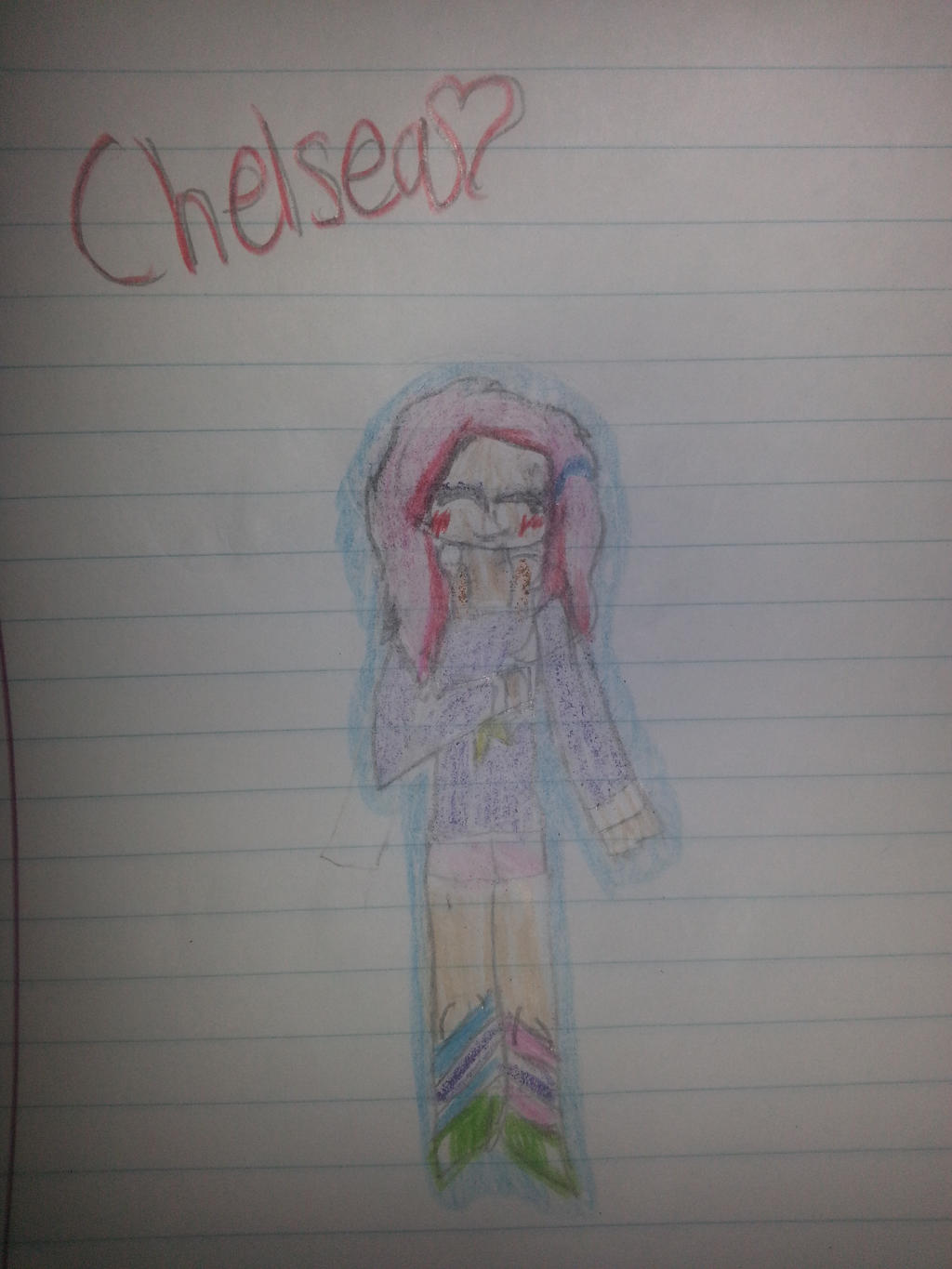 RQ: Chelsea by Haley0724