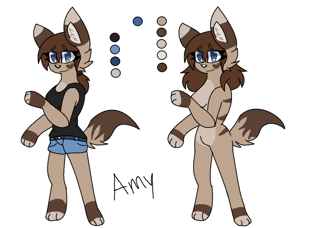 Amy Ref by Haley0724