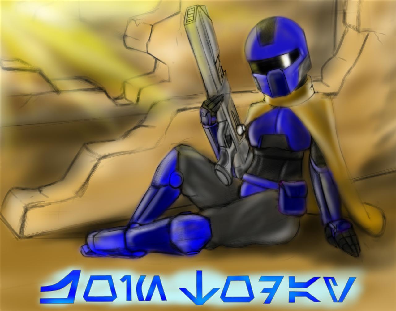 Join the Mandalorian Protectorate by KittKitan