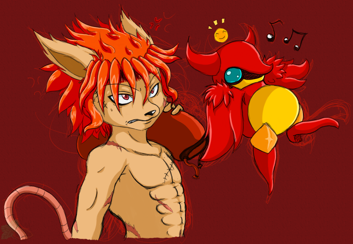 [RK x GS] Axel and Forge [RKA2]