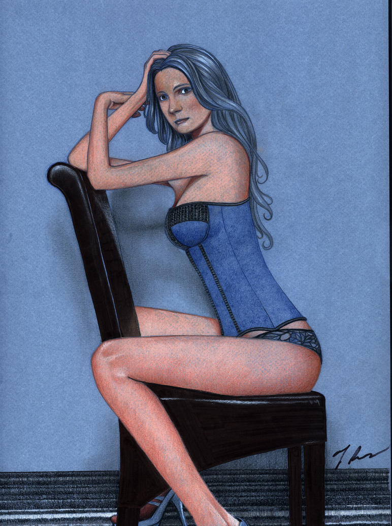 The Chair by rodfern2011
