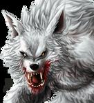 Alpha Werewolf  detail