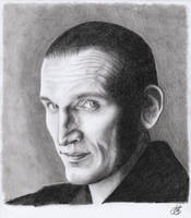 Christopher Eccleston by IrmaBathory